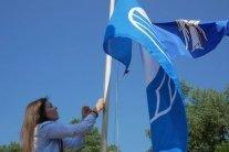 """Награду """"Голубой флаг"""" получили пляжи Киева"""