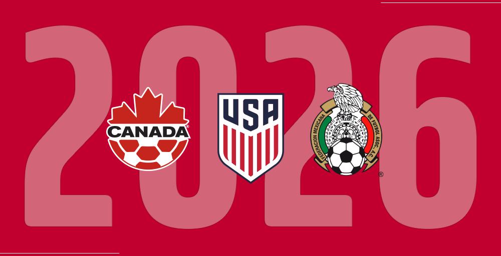 Чемпионат мира-2026 впервые в истории пройдет в трех странах сразу