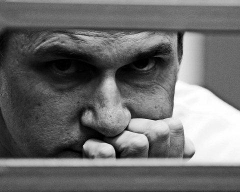 В'язень Кремля Сенцов охарактеризував свій стан