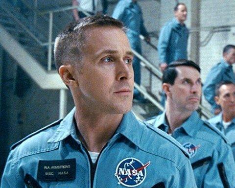 Райан Гослінг зіграв Ніла Армстронга у фільмі Людина на Місяці (трейлер)