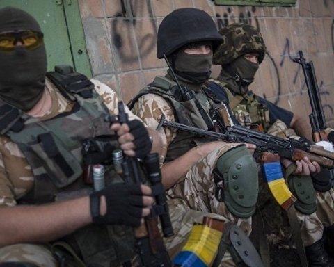 Украинский воин погиб на Донбассе под обстрелами боевиков