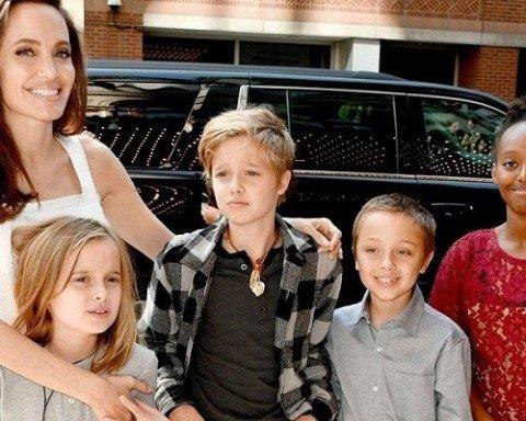 Анджелина Джоли может проиграть суд на право опеки над детьми