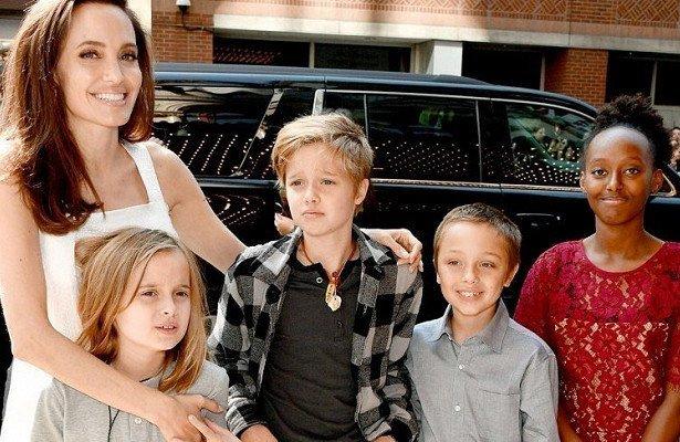 Анджеліна Джолі може програти суд на право опіки над дітьми