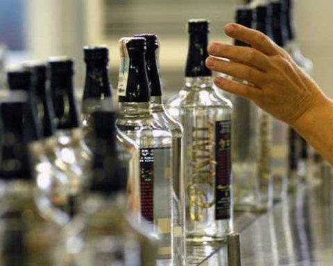В Україні скоротили виробництво алкоголю: що буде далі