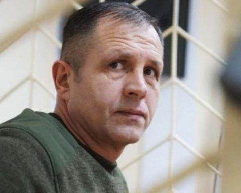 Крымскому политзаключенному Балуху стало плохо на 99 день голодовки