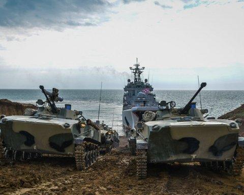 Військовий експерт розповів про плани РФ на Азовське море