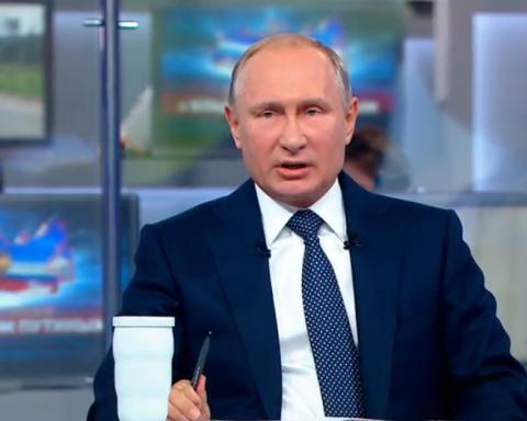 Маячня якась: Путін здивував мережу новим випадом на адресу США