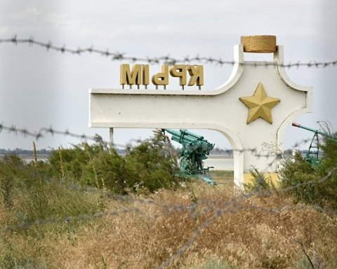 Я не сдамся без боя: в оккупированном Симферополе спели на украинском