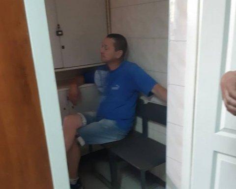 Украинофоб «напал» на героя АТО и пригрозил страшной смертью