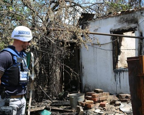ОБСЄ показала наслідки обстрілів у Пивденному