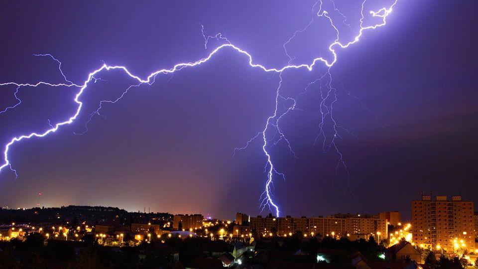 Погода в Украине: на смену жаре идут грозы