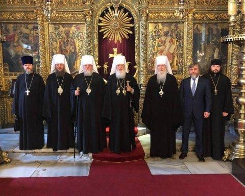Московські попи проявили неповагу в гостях у Вселенського патріарха – релігієзнавець