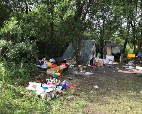В МИД прокомментировали нападения на ромов во Львове