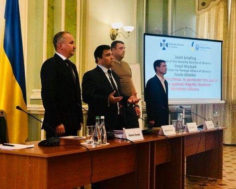 Климкин: Россия вернулась в эпоху Сталина