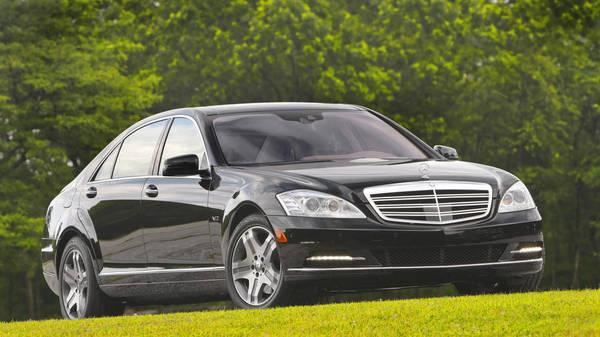 ГУД планирует купить 2 Mercedes S600