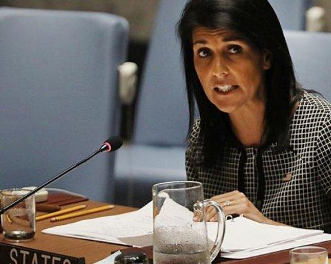 США звинуватили ООН у підтримці Росії
