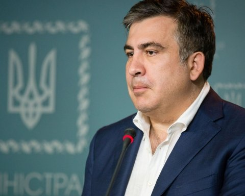 Саакашвили сообщил о создании Офиса простых решений и результатов