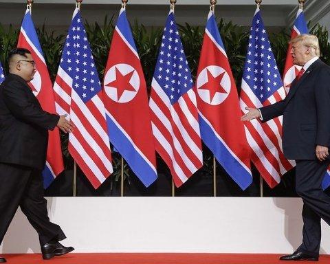 США вимагають від КНДР пройти 47 кроків ядерного роззброєння