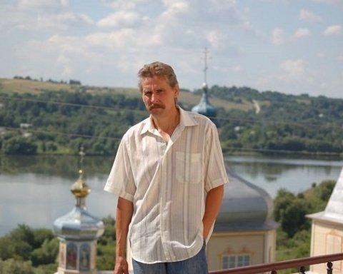 Умер известный украинский писатель Петр Сорока
