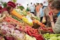 продукты на рынке
