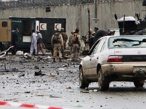 Смертник ІДІЛ підірвався на мирній зустрічі талібів з силами безпеки: 25 загиблих