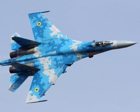 Катастрофа Су-27 в Україні: стало відомо про загибель американця