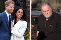Отец Меган Маркл рассказал о разговоре с принцем Гарри