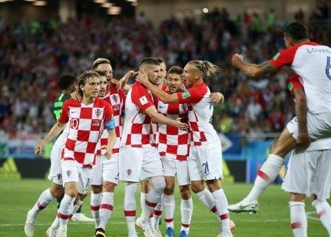 Чемпионат мира по футболу: Хорватия и Нигерия сыграли матч с автоголом и пенальти