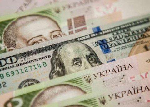 Перед вихідними курс долара різко просів, гривня міцнішає