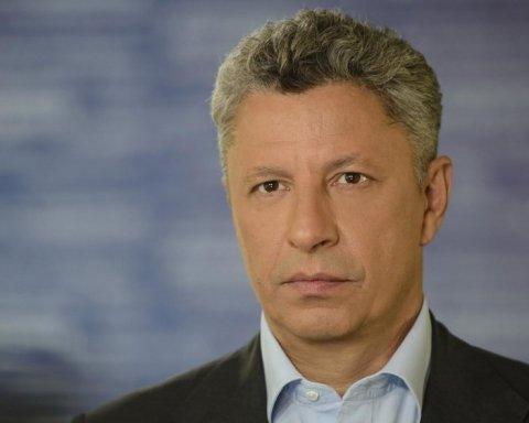 »Оппоблок» вызвался вести переговоры с боевиками на Донбассе