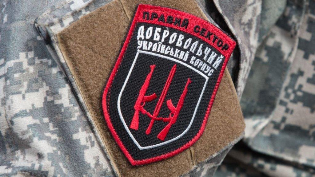 """Бійці """"Правого сектора"""" показали, як укріплюються на Донбасі"""