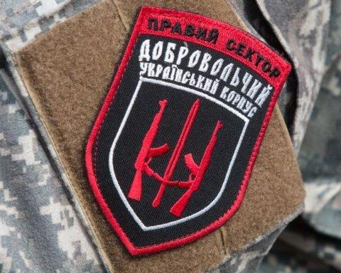 Бойцы «Правого сектора» показали, как укрепляются на Донбассе