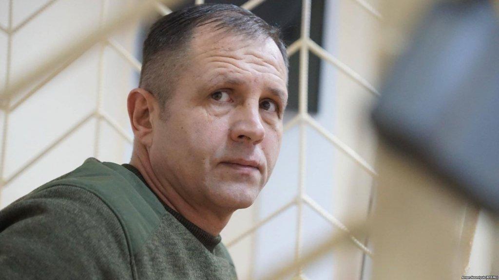 Вже рік у черзі: Балух розраховує на звільнення з кремлівських катівень