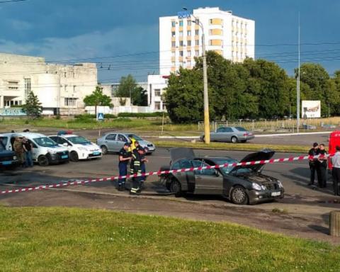 Авто вибухнуло у Черкасах: ЗМІ пишуть про загибель бізнесмена у ньому