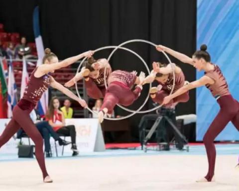 »Серебро» в Европе. Украина опередила Россию на турнире по художественной гимнастике