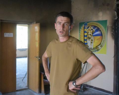 В Мариуполе воину-герою сломали челюсть за просьбу дать меню на украинском