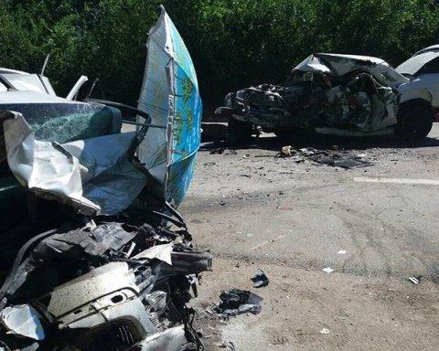 В результате ужасного ДТП погибли трое