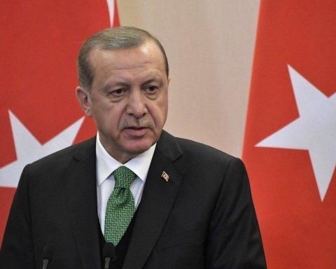 Турция атаковала курдов в Ираке
