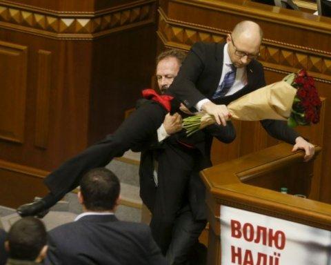 Олег Барна предлагает запретить демонстрацию сексуальной ориентации