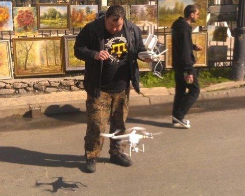 В Украине ввели ограничения на использование дронов