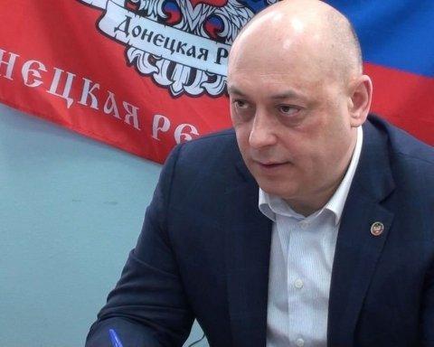 Боевики «ДНР» задержали собственного министра: подробности