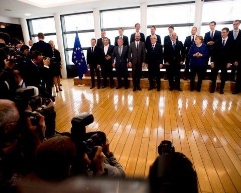 Політична криза: чотири країни проігнорували саміт про мігрантів у Брюсселі