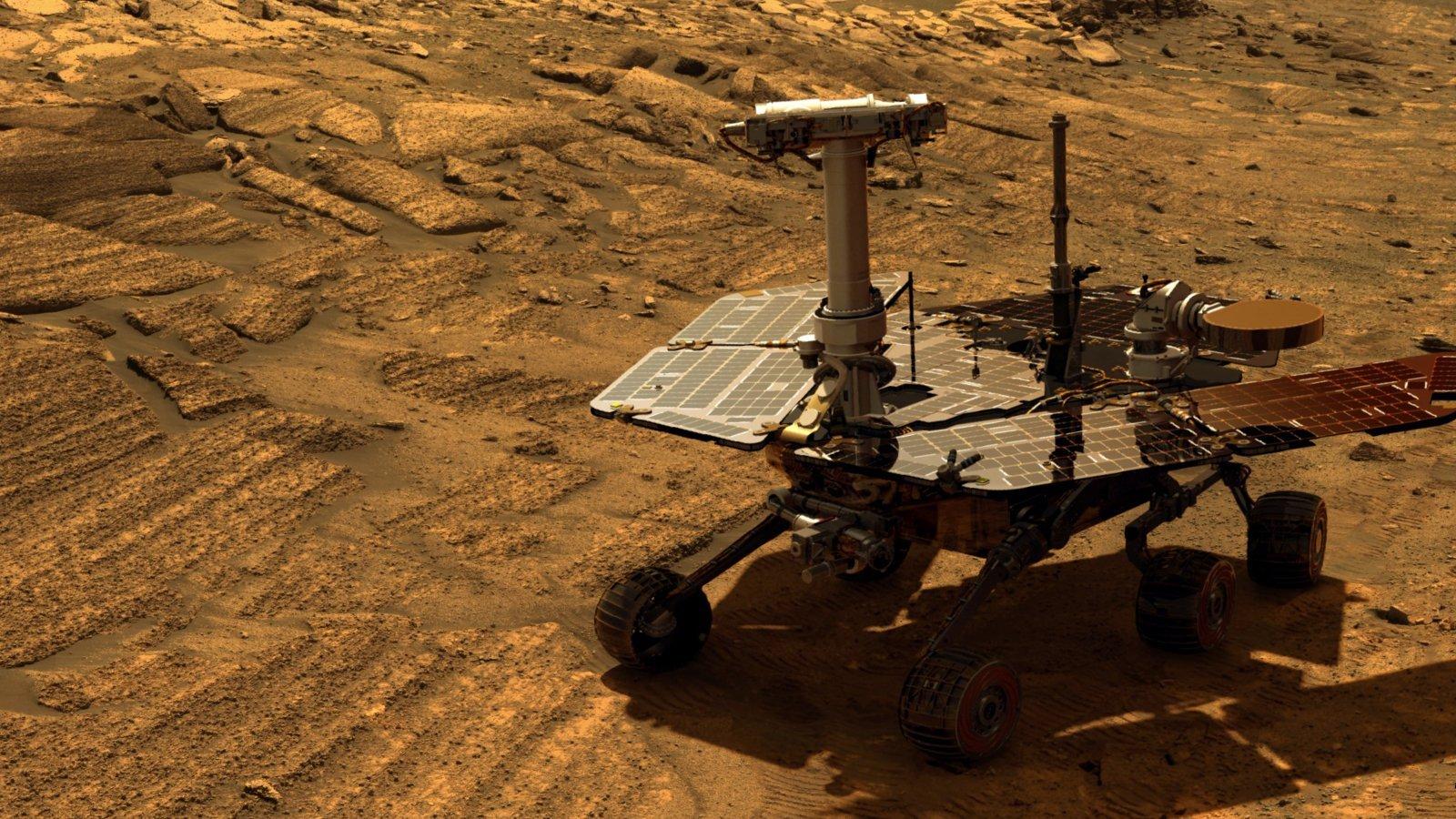 Чи переживе марсохід NASA піщану бурю