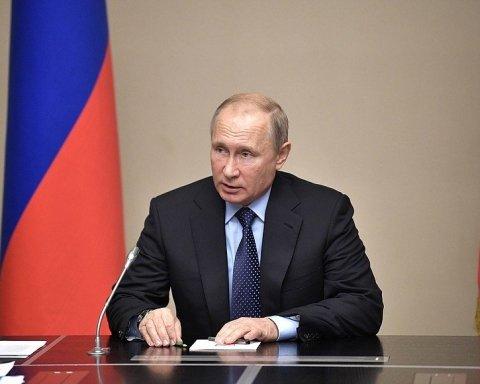 Путін здивував своєю реакцією на вибух і стрілянину у Керчі: відео
