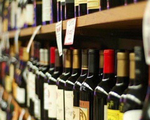 В Україні можуть підвищитися ціни на алкоголь