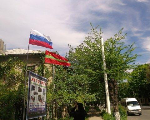 Войска РФ в Приднестровье подозрительно передвигаются — МИД обеспокоен