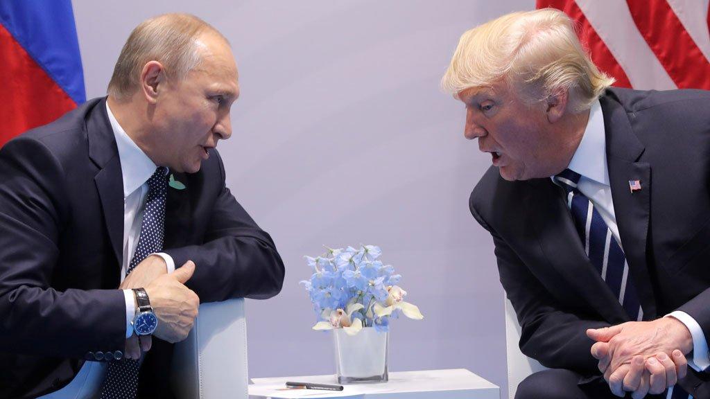 """На обкладинці свіжого випуску Time з'явився """"Трампутін"""""""