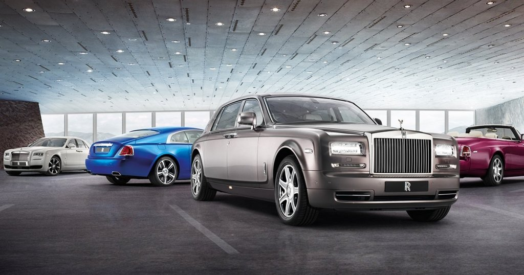 Кто из украинских политиков ездит на Rolls-Royce
