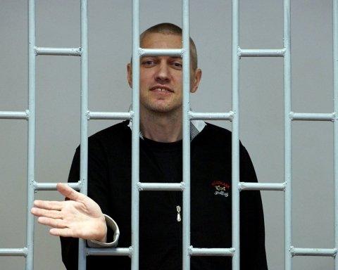 Список Сенцова. Еще один украинский пленник Москвы объявил голодовку