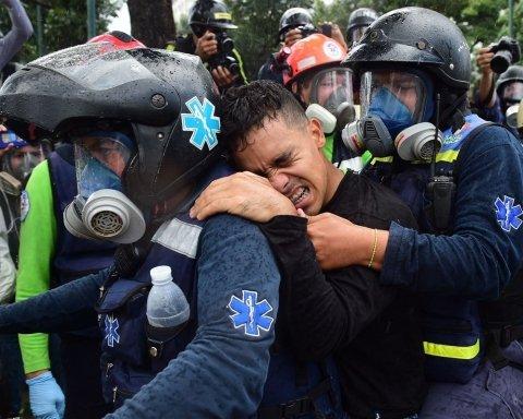Двадцать венесуэльцев погибли в результате небольшой ссоры в ночном клубе